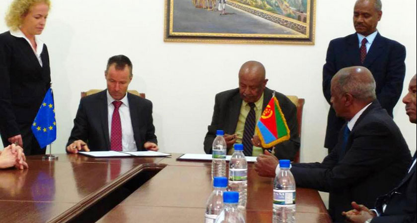 Eritrea Receives €8m EU Funding for Geothermal Exploration Work
