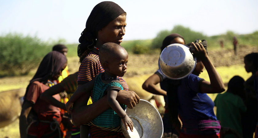 Ethiopia Hunger Reaches Emergency Levels