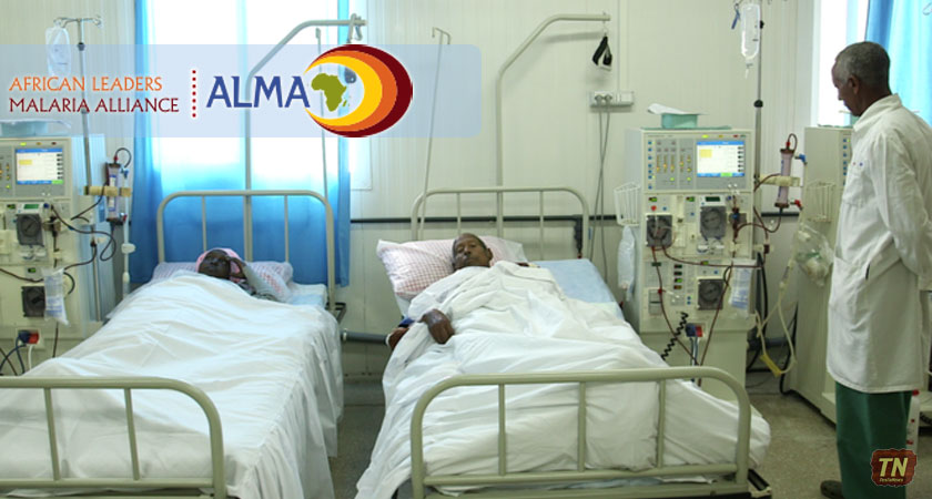 Eritrea Bags 2016 African Leaders Malaria Alliance Award