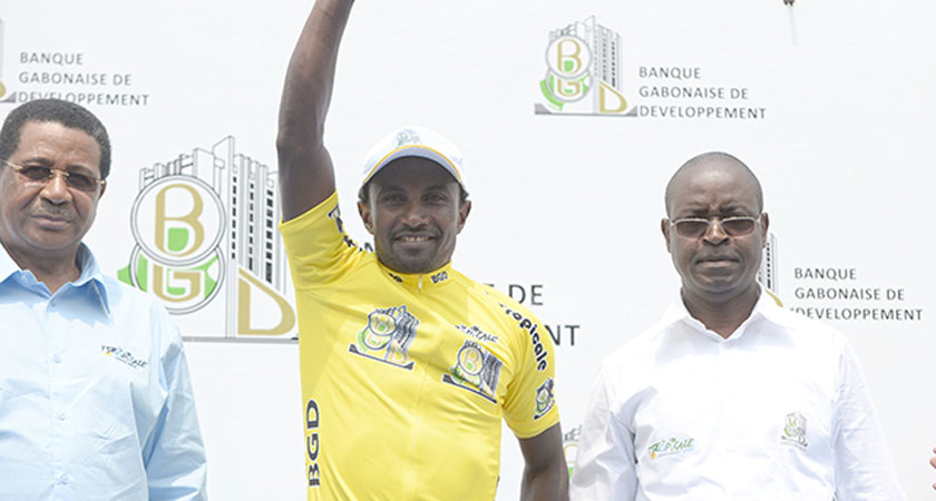 Eritrea and Tesfom Okbamariam Tops UCI Africa Tour Ranking