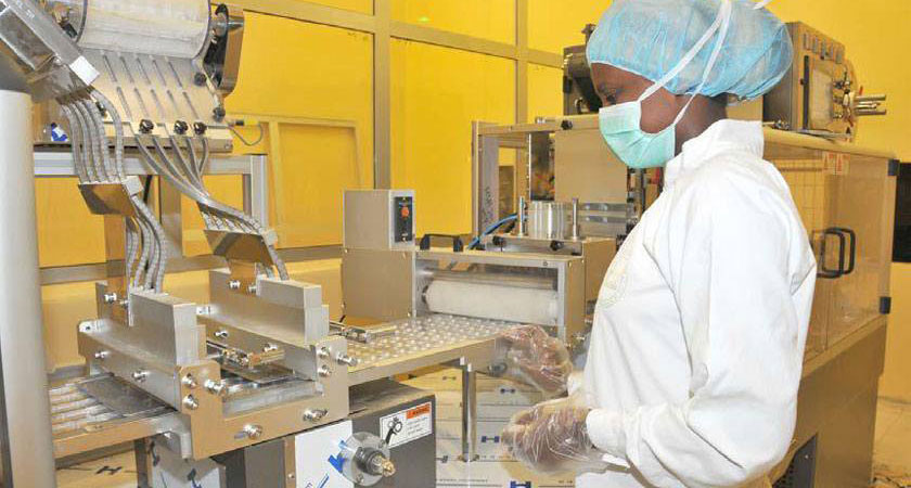 AZEL Pharmaceutical Manufacturing Plant in Value Addition Task