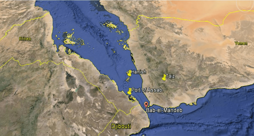UAE Building its First Naval Base in Eritrea?