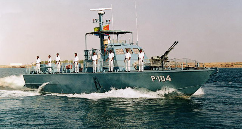 Why Has the US Sanctioned Eritrean Navy?