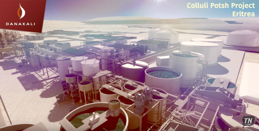 Colluli potash project is the premier and most advanced SOP greenfield development project globally