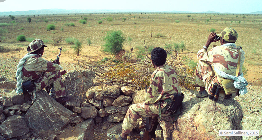 Eritrea Killed 200, Wounded 300 Ethiopian Troops in Border Clash