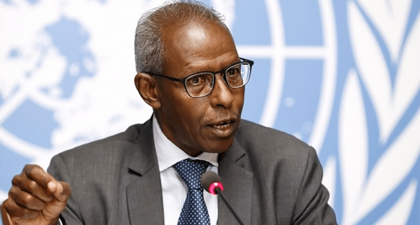 Statement by Mr. Yemane Ghebreab at the Interactive Dialogue, UNGA 3rd Committee