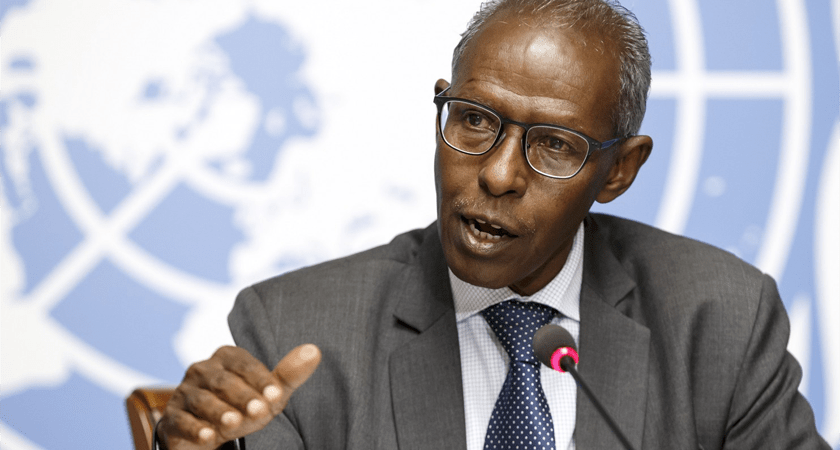 US, Ethiopia Behind COI Report on Eritrea: Yemane Gebreab