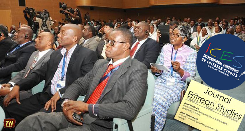 Eritrean studies conference