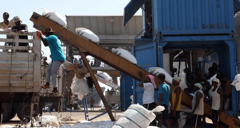 Ethiopian Food Aid Jammed Up in Djibouti Port