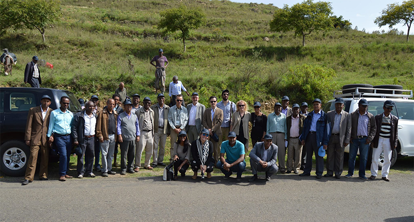 Eritrea: EU Diplomats in Successful Trees Planting Activity