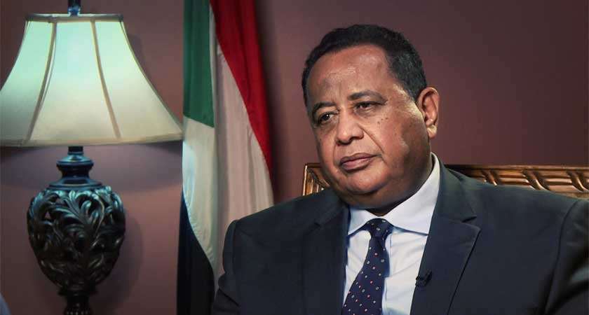 Sudan's Foreign Minister Ibrahim Ghandour Fired