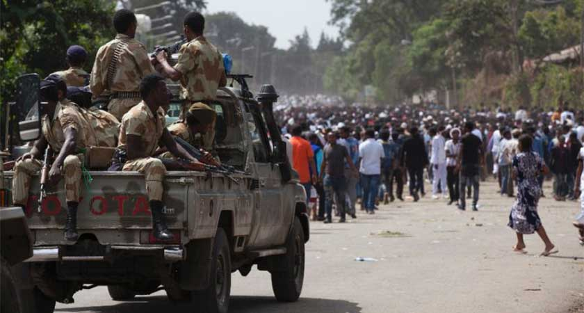 ethiopia-curfew media restriction
