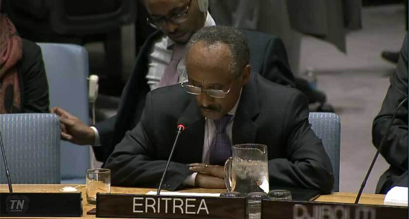 Eritrea Regrets Security Council Missed Another Opportunity for Regional Peace and Stability