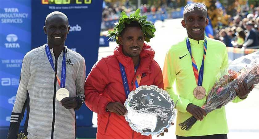 Breaking Records: Ghirmay Ghebreslassie's Win in New York City