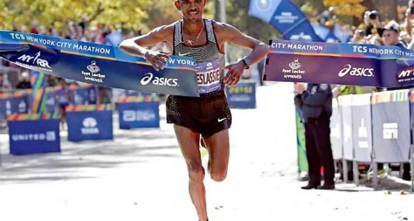 Ghirmay Ghebreslassie Returns to Defend New York Marathon Crown