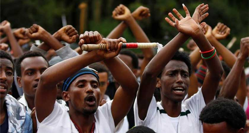 UN Rights Council Urged to Support Human Rights Resolution on Ethiopia