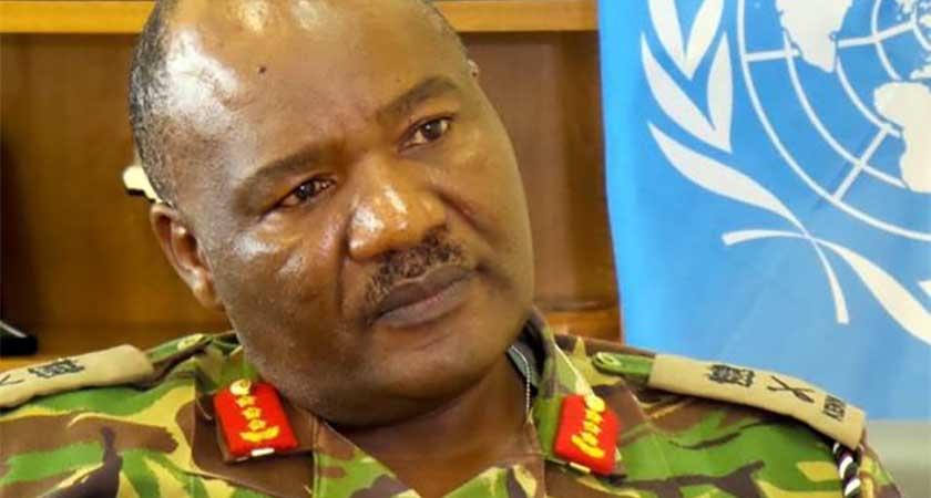 Kenya UNMISS