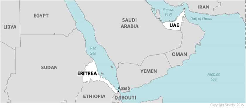 Analysis of the UAE Military Base in Assab Eritrea