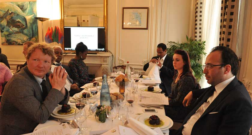 Eritrea – France Investment and Partners Event Held in Paris