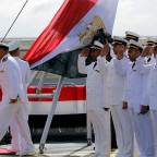 <Egypt&rsquo;s Naval Operations Expanding Southwards