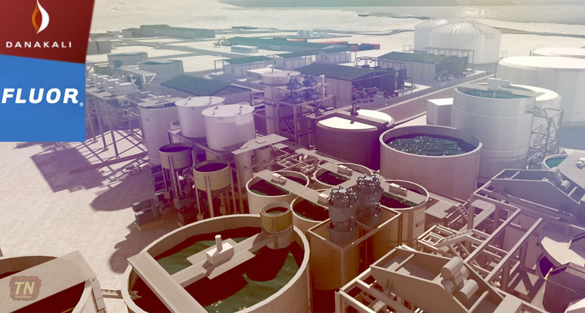 Fluor Wins Front End Engineering Design (FEED) for Colluli Potash Project