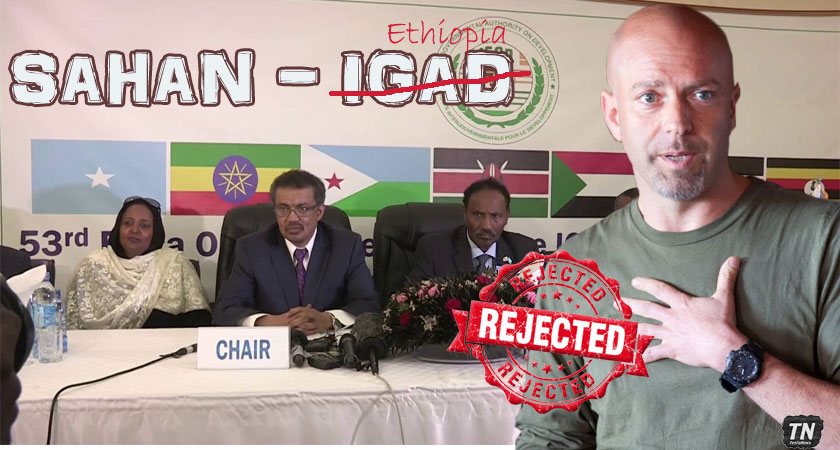 IGAD Draft Report on Transnational Terrorist Threats