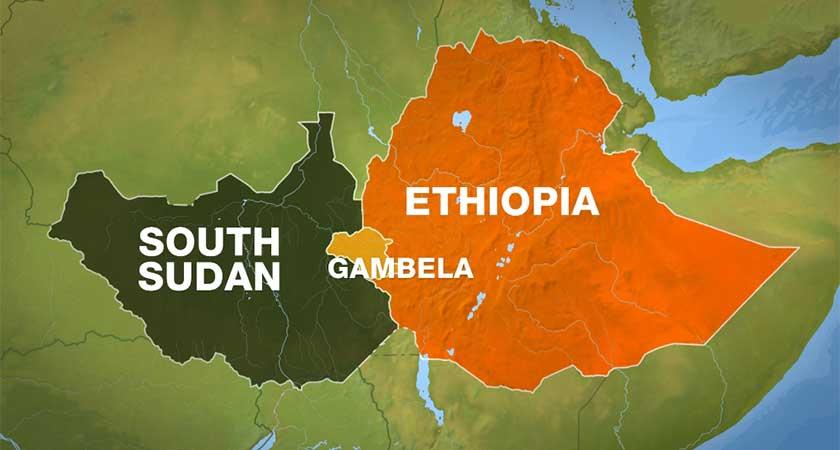 Diplomatic row between South Sudan and Ethiopia
