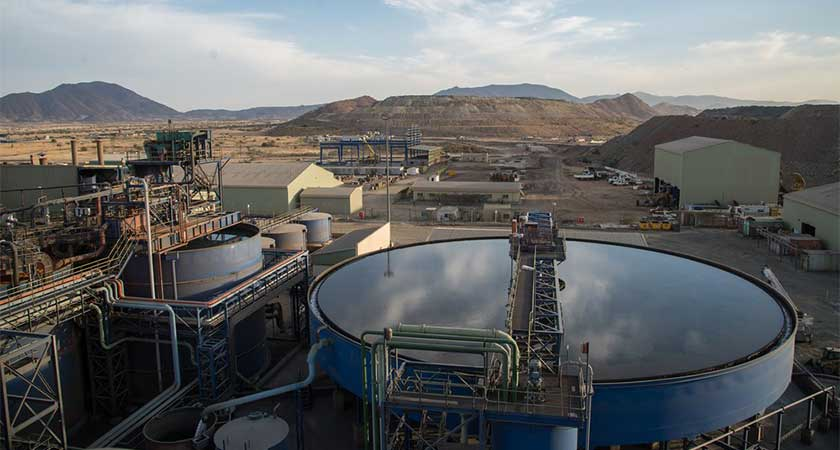 Nevsun Increased Q2 Copper Output to 5.7m Pounds
