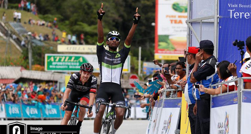 Tour de Langkawi #4: Mekseb Debesay Wins