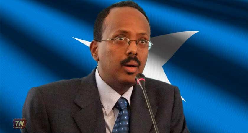 Mohamed Abdullahi 'Farmajo' Somalia President