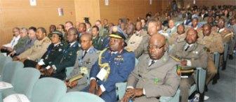 OSMA military conference Asmara