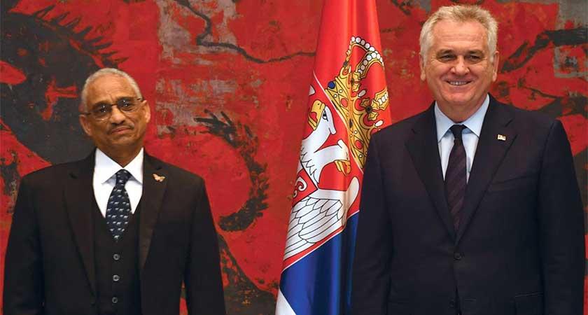 Eritrea Appoints New Ambassador to Serbia