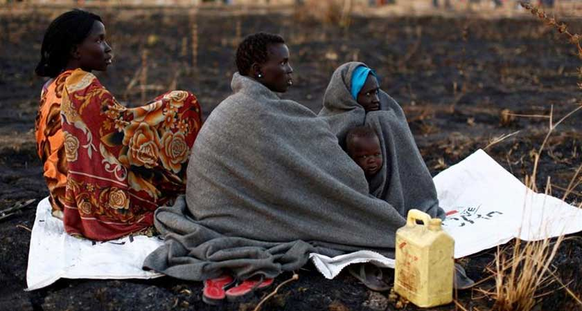 U.S. Warns South Sudan Govt Against 'Deliberate Starvation Tactics'
