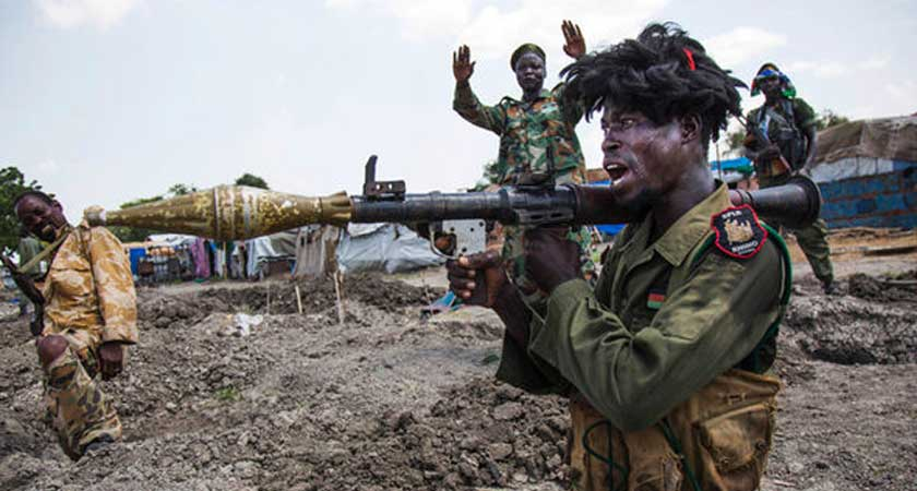 South Sudan is spending its oil revenue on weapons, UN report alleges