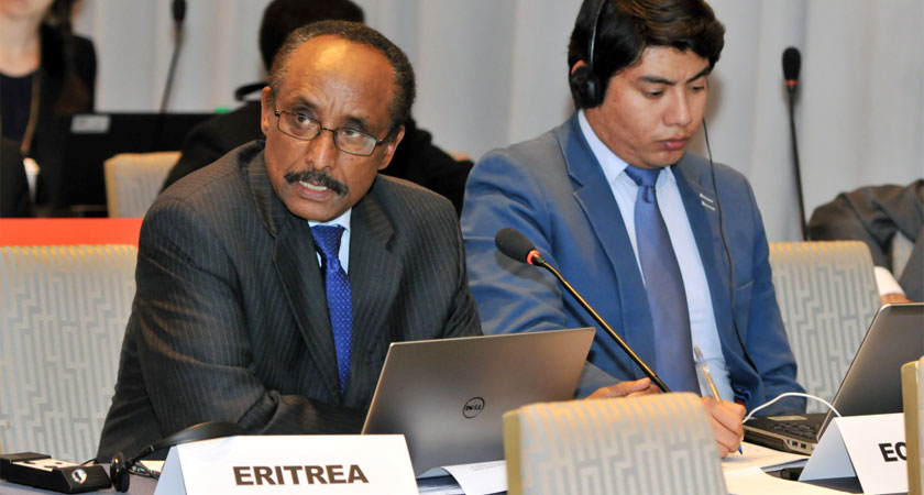 The finding of the UN Monitoring Group has no evidence of any Eritrean wrong-doing in Somalia