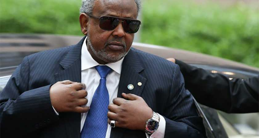 'No One but China Offers a Long-term Partnership in Djibouti': President Guelleh