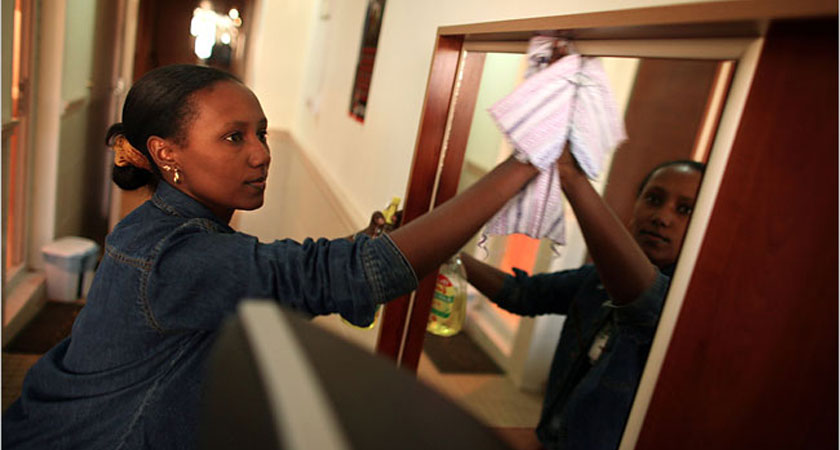 Trafficked into Slavery: The Dark Side of Addis Ababa's Growth