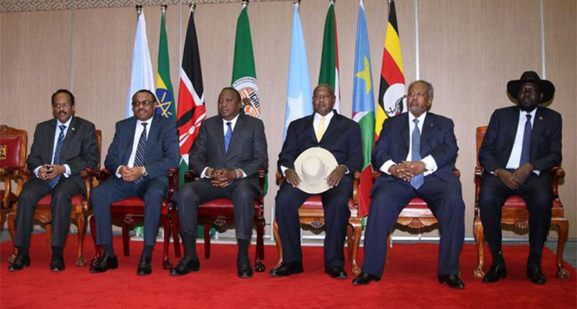 President Kiir Declines to Attend IGAD Summit