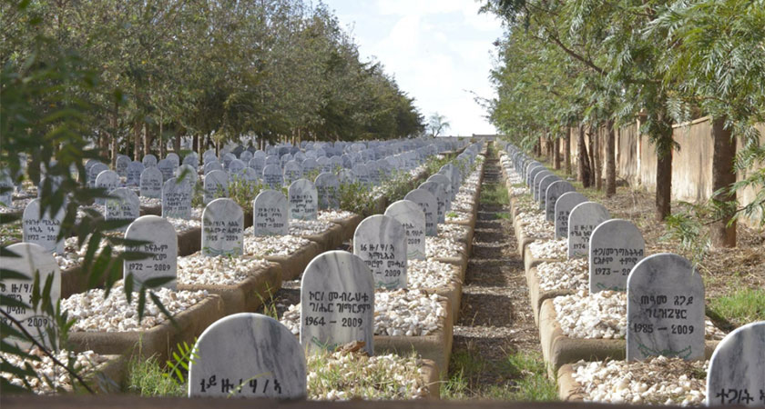 June 20th, Eritrea's Martyrs' Day