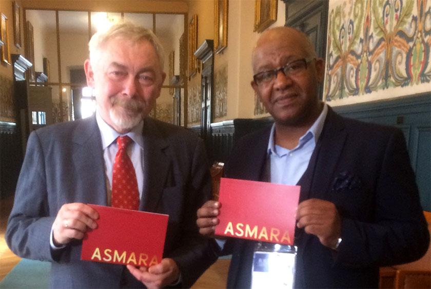 Asmara - Kraków sister cities relation following UNESCO World Heritage incription