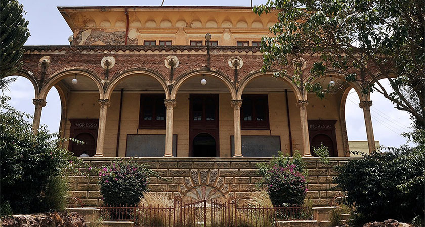 The Italian Architecture that Shaped New World Heritage Site – Asmara