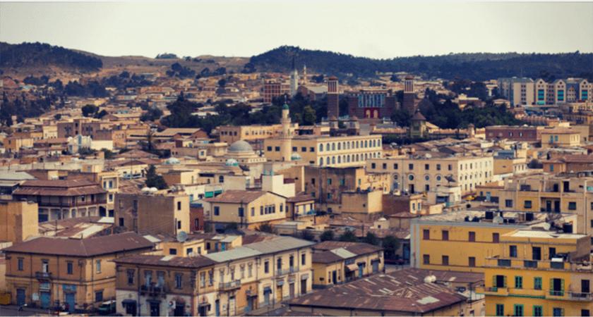 Asmara – Africa's  Modernist  City
