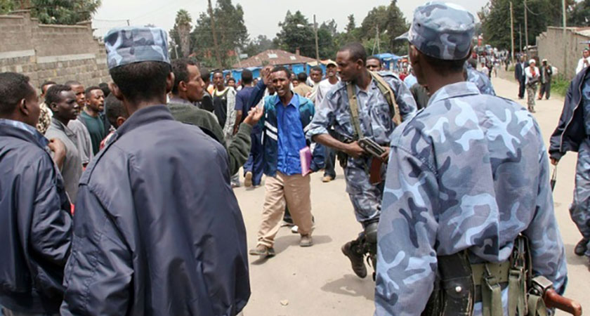 'Finish Him Off': Ethiopian Security Forces Brutally Killing Unarmed Protesters in Ambo
