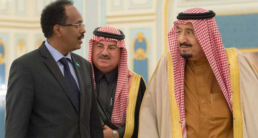 'Neutral' Somalia Finds itself Engulfed in Saudi Arabia-Qatar Dispute