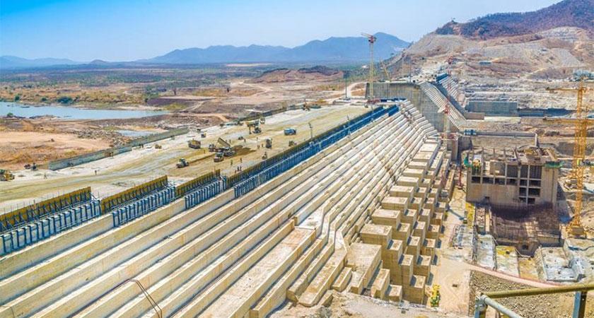 Destabilizing Egypt, Ethiopia's Nile River Dam