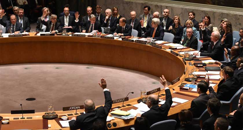 UNSC votes to consider an arms embargo and sanctions on six officials if fighting does not stop by June 30.