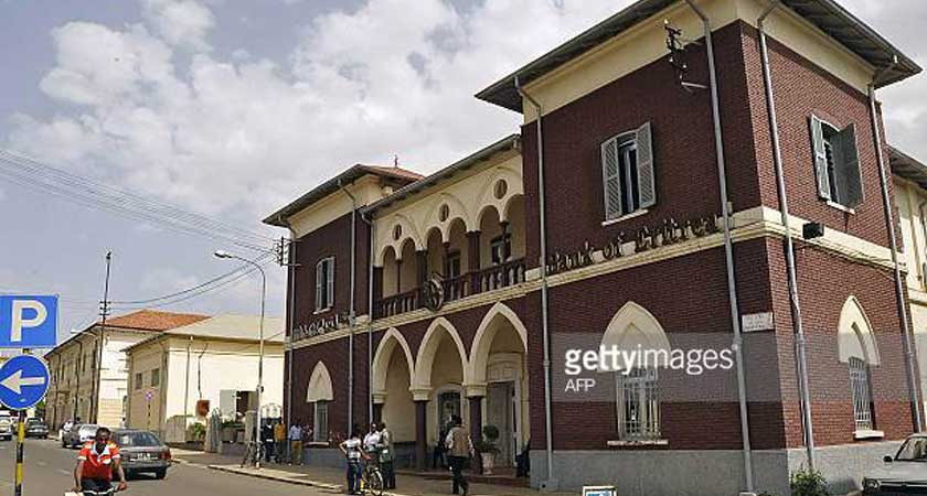 Bank of Eritrea Issues Legal Notice
