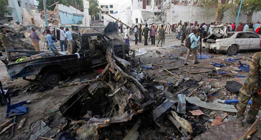 Somalia Police, Intelligence Chiefs Fired After Deadly Hotel Siege