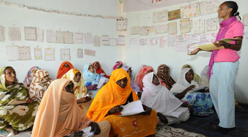 building a better Eritrea through education and teaching
