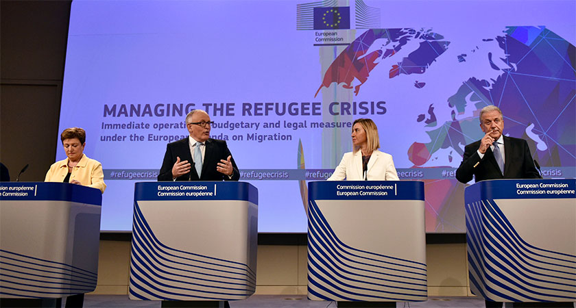 Effective action and investigation needed to avert the problem of migration